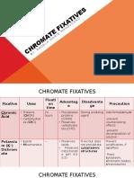 chromate fixatives