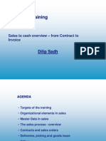 Dilip Sadh Sales & Distribution Overview