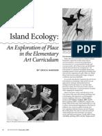Island Ecology by Erica Hansen (2008)
