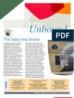Arts Unbound Newsletter, April 2010