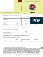 Manual Fiat Punto Sporting