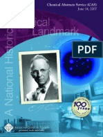 Chemical Abstracts Service - National Historic Chemical Landmark - American Chemical Society