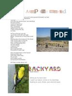 Multi Genre Poetry Anthology