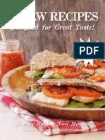 23 Raw Recipes eBook