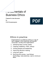 1.Fundamentals of Business Ethics
