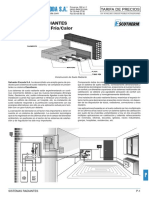 Sistemas Radiantes Tarifa PVP SalvadorEscoda