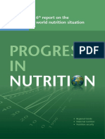 6th World Nutrition Situation 2010