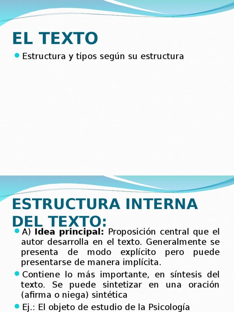 Texto Ppt Ppt Diccionario Lingüística