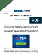 Karl Marx e o Marxismo - InfoEscola - InfoEscola