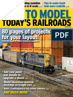 How to Model Today's Railroads - Winter 2016