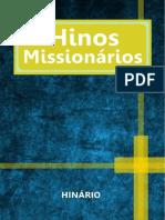 Hinos Missionários - Hinário