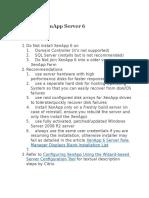 Installing XenApp Server 6