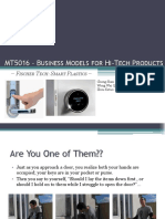 BUSINESSMODELSFORHI-TECHPRODUCTS