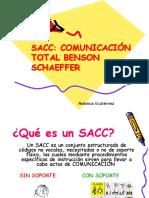 Sacc. Comunicación Total