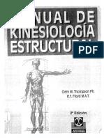 Manual de Kinesiologia Estructural Completo