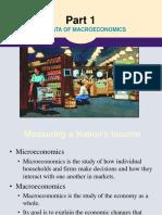 Part 1 - The Data of Macro Economics