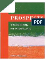 Prospects Pre-Intermediate WB