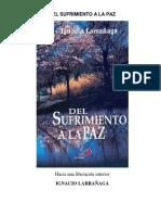 Del Sufrimiento a La Paz - Ignacio Larranaga