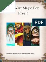 Wiz War Magic for FreeV1.0