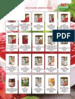 προϊόντα Viander,Σάλτσες,Passata,Κονσομέ