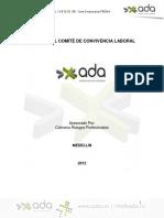 Manual de Comite Laboral