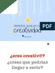 Taller Primeros Auxilios en Creatividad