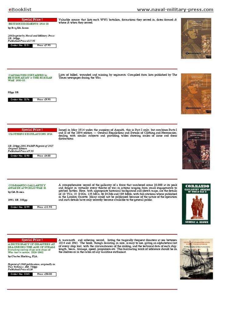 8e248c1c3c6 Booklist: Special Price !