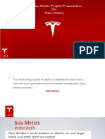 TESLA - Business Model