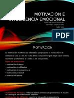 Motivacion e Inteligencia Emocional