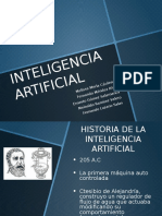 Inteligencia Artificial. (1)