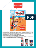 Nataraj Catalog