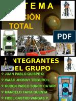Grupo 3 Estacion Total