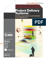 Project Delivery Systems Smartreport140806