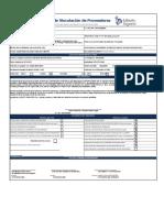 Formularios Vinculacion Proveedores Servicios Liberty 2013