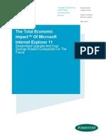 The Total Economic Impact of Internet Explorer 11.pdf