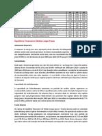 Análise de Rácios Finaceiros