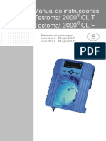 Testomat 2000 CL ES