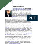 Biografias de 8 Escritores Salvadoreños