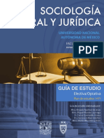 Sociologia General Juridica 1 Semestre