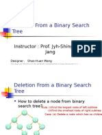 Deletion From a Binary Search Tree (4).pps