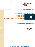 Estrategias de Negociación y Comunicación Eficaz