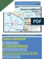 FALLAS CLASIFICACION