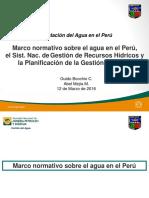 Legislación Agua - Bocchio-Mejia