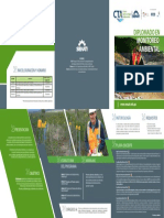 Brochure Diplomado Monitoreo Ambiental Final