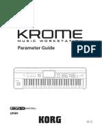 Krome Parameter Guide