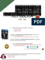Funciones del Presidente de la República.pptx