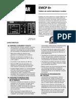 (LSHX7816) EMCPII+ PANEL DE CONTROL