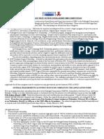 Fulbright & EWC Application 2009-2010