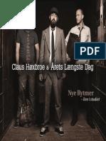 Claus Høxbroe & Årets Længste Dag - Nye Rytmer - Live i Studiet