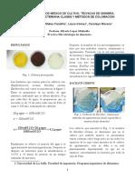 Infome Microbiologia